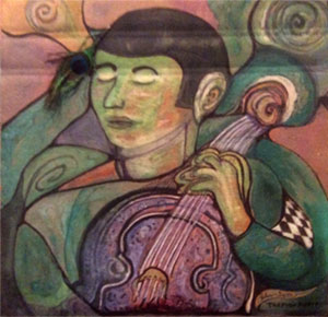 The music maker